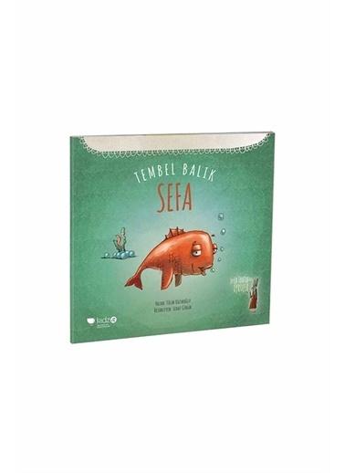 Morhipo kitap Tembel Balık Sefa Tülin Kozikoğlu Redhouse Kidz Yayınları Renkli